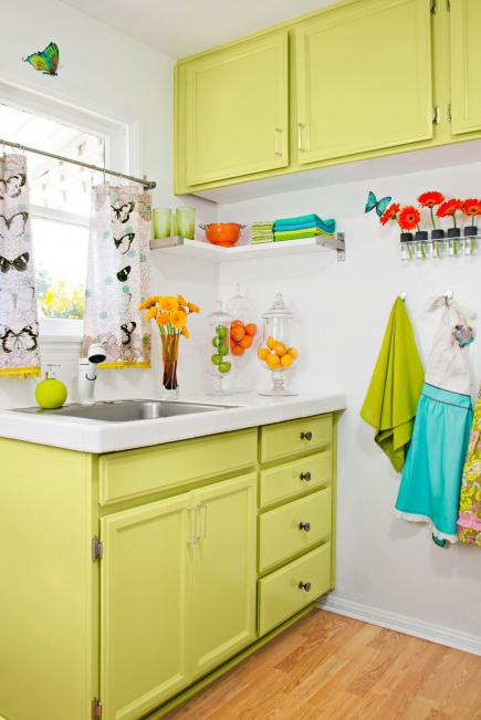 kitchen cabinet makeovers ceramic sinks 25 ideas for midwest living naturally bright