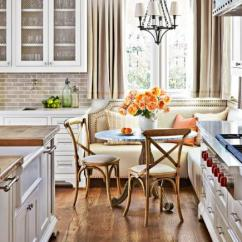 Ideas For Kitchen Cabinet Organizers 7 Banquettes Midwest Living Banquette