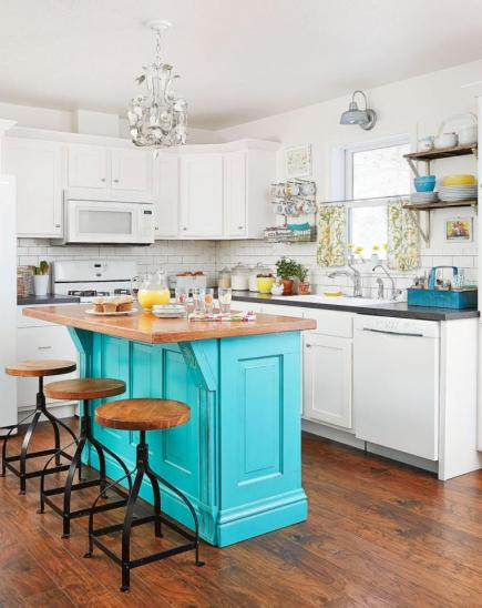 Country Kitchen Ideas Budget