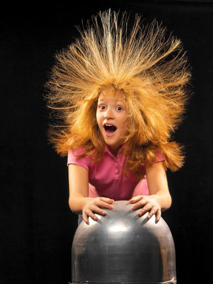 Image result for static electricity images