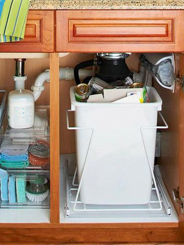 ideas for kitchen 3 in 1 30 quick and easy organization midwest living the bag