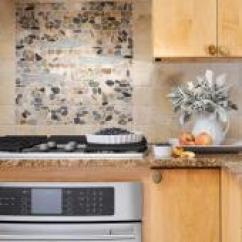 Glass Backsplashes For Kitchens Ikea Kitchen Table And Chairs Quick Easy Backsplash Updates   Midwest Living