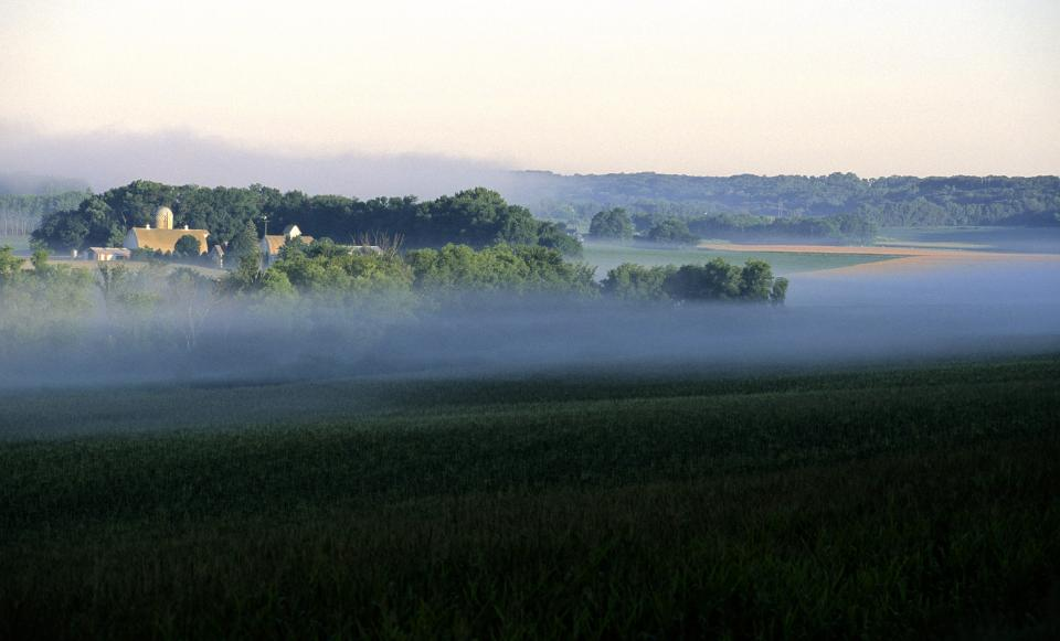 Minnesota River Valley National Scenic Byway  Midwest Living