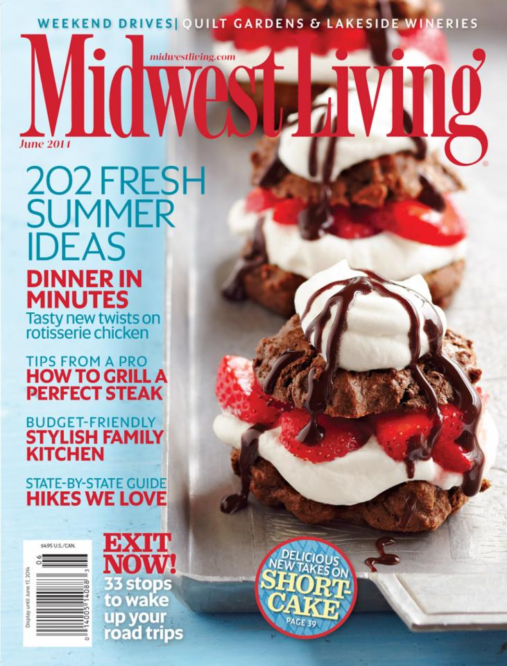 Midwest Living May June 2014 Issue  Midwest Living