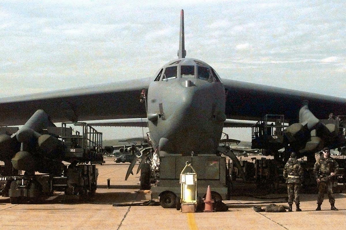 AGM129 Advanced Cruise Missile  Militarycom