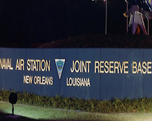 Naval Air Station Joint Reserve Base New Orleans Military Base  Militarycom
