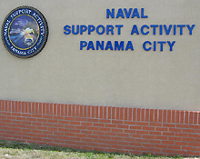 Naval Support Activity Panama City Military Base  Militarycom