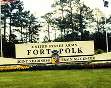 Fort Polk Military Base  Militarycom