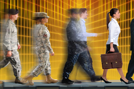 Army Industry Partners Prep Soldiers for Jobs  Militarycom