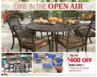BJs Wholesale Club: Great Savings on Outdoor Furniture