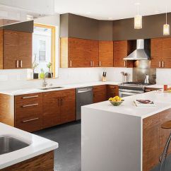 Movable Islands For Kitchen Best Way To Remove Grease From Cabinets Dwell: Island Kitchens, A Low Maintenance Landscape, And ...