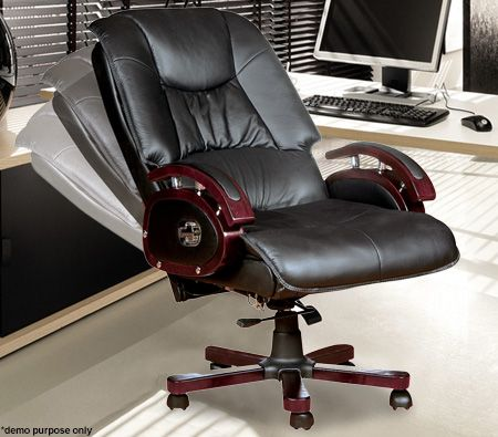 reclining office chairs australia recliner movie theater crazy sales 1 day mega sale chair save 53 milled leather