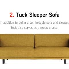Dwr Sleeper Sofa Rattan Corner Garden Furniture Covers Design Within Reach Just A Moment 5 Ways To Shun The