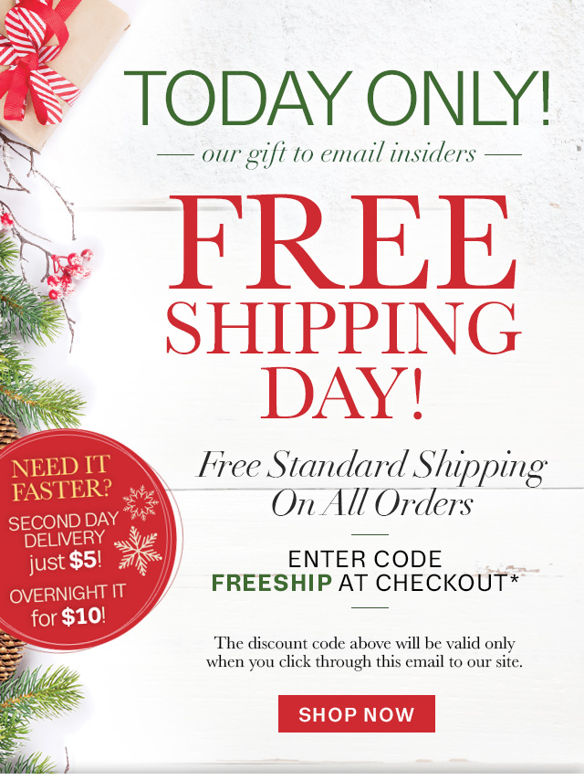 Coldwater Creek Free Shipping Promo Code 2016