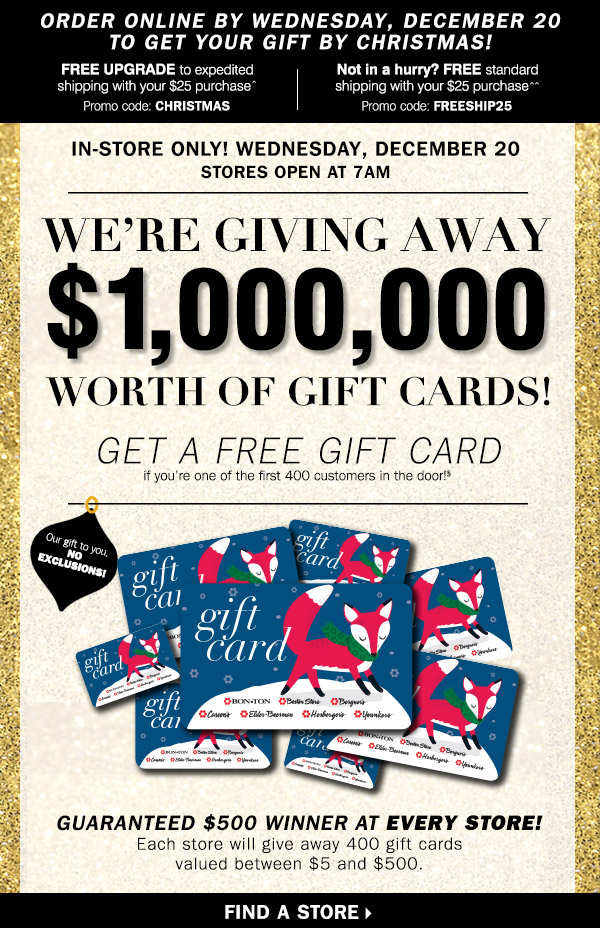 Younkers Gift Card Giveaway Letterjdi
