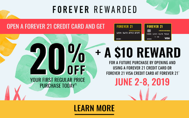 forever 21 flash sale