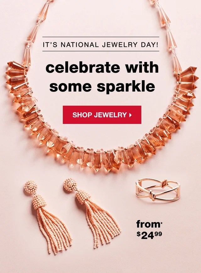 Tj Maxx Jewelry : jewelry, Maxx:, Psst…it's, National, Jewelry, Milled