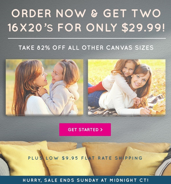 easy canvas prints get two 16x20 s for