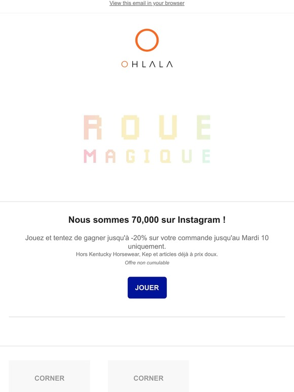 Code Promo Ohlala Sellerie : promo, ohlala, sellerie, Ohlala, Sellerie, Email, Newsletters:, Sales,, Discounts,, Coupon, Codes