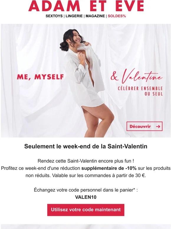 Adam Et Eve Saint Valentin : saint, valentin, Dernière, Chance, Milled