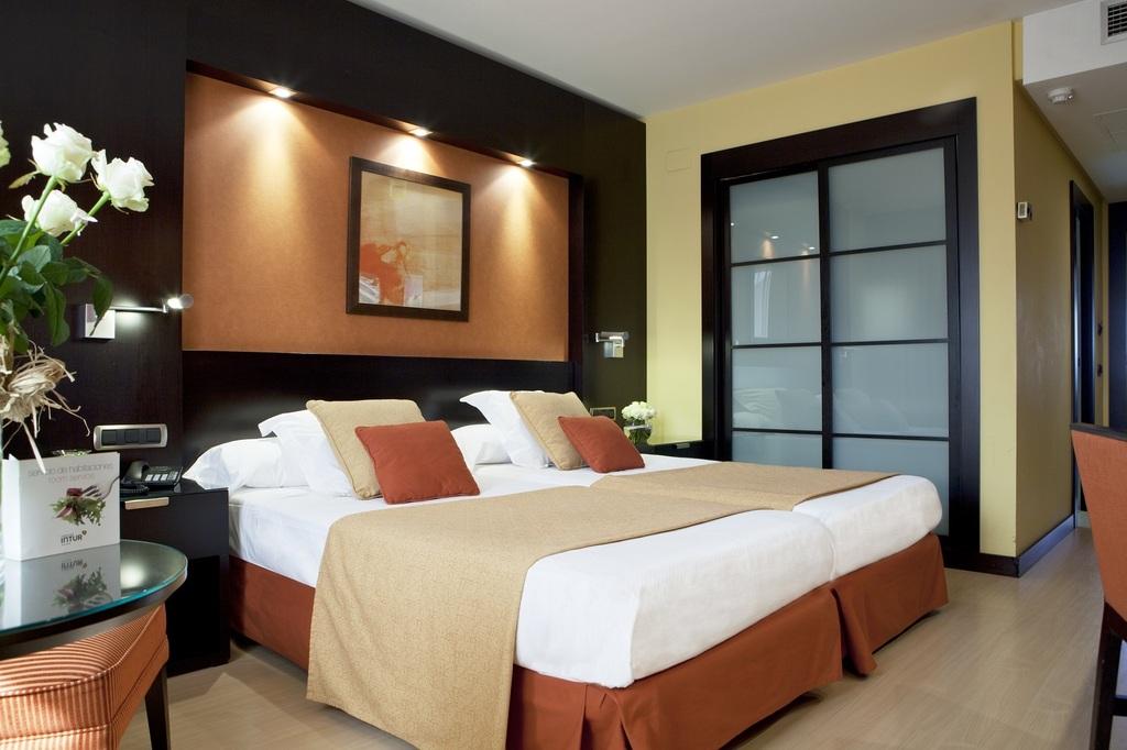 Habitaciones Hotel 4 estrellas en Castelln centro Hotel