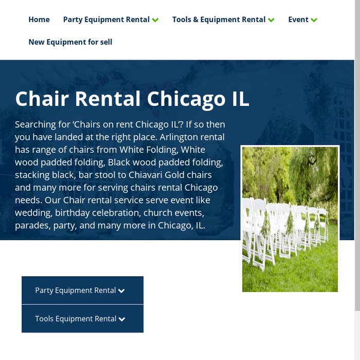 folding chair rental chicago small high mix party on rent wedding chairs at affordable prices for any or event in il our products include chiavari