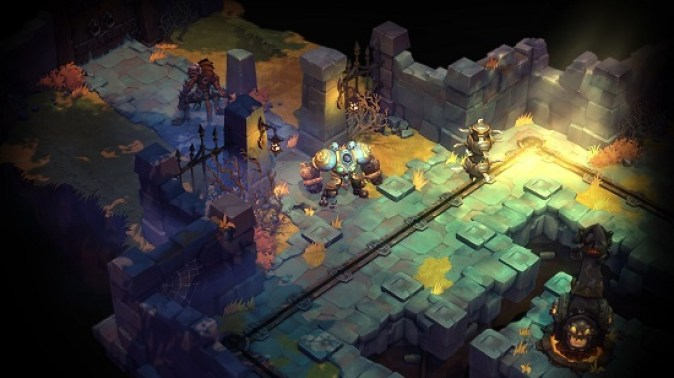 Battle Chasers: Nightwar recenzja