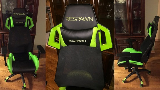 chair headrest pillow drive transport respawn rsp-200: a new heir in long line of chairs - mmorpg.com