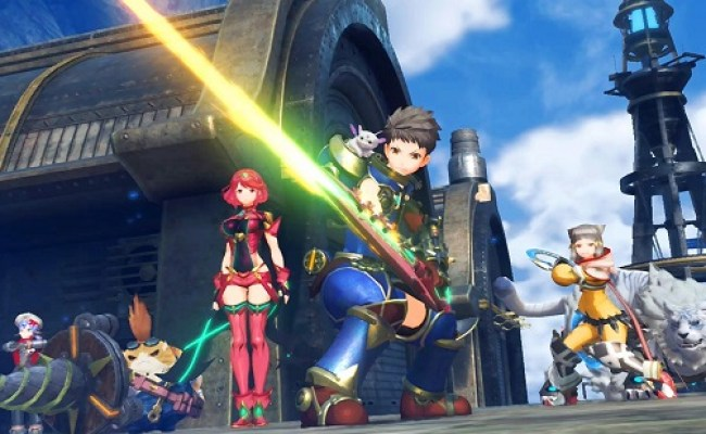 Xenoblade Chronicles 2 Review The Rpg Files Mmorpg