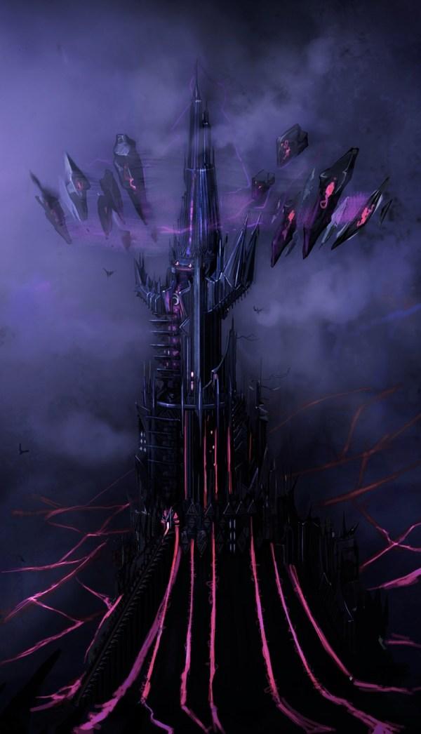 Dnd Online Module 9 Concept Art. Tower Of Despair Built Devils. - Mmorpg
