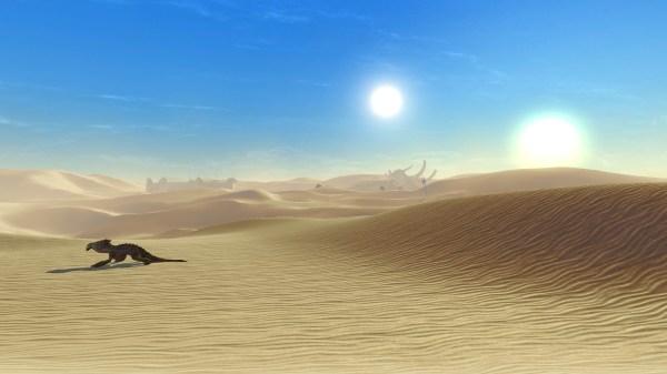 Swtor - Tatooine Star Wars Republic