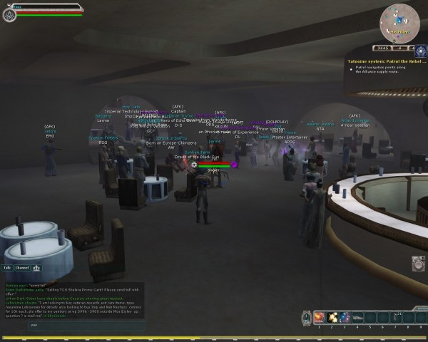 ' Cantina ; - Star Wars Galaxies Galleries
