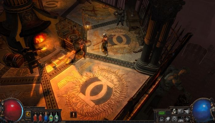 Poe Fall Of Oriath Wallpaper The Fall Of Oriath Expansion Preview Mmorpg Com