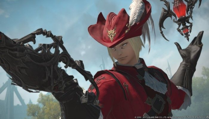 Checking In With Red Mage And Samurai