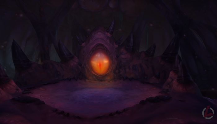 World Of Warcraft Crucible Of Storms Raid Fly Through