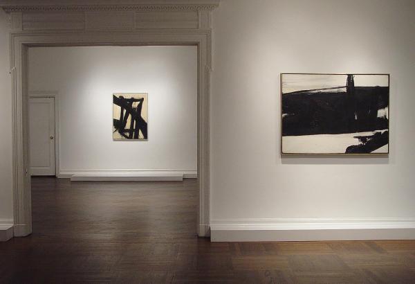 Franz Kline - Exhibitions Mnuchin