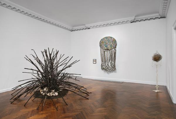 David Hammons - Exhibitions Mnuchin
