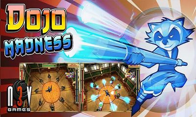 Screenshots of the Dojo Madness for Android tablet, phone.