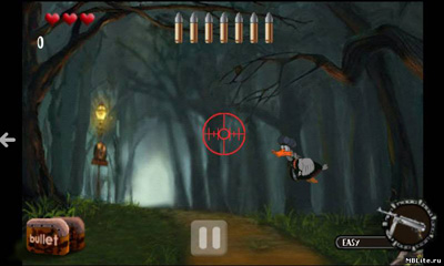 Screenshots of the Duck Hunter  for Android tablet, phone.