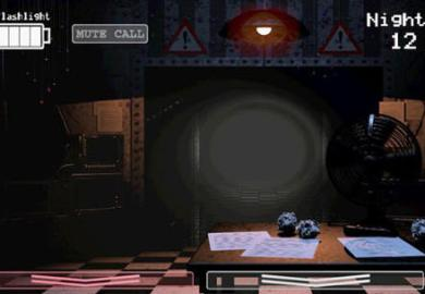 Play Fnaf 2 Mini Games For Free