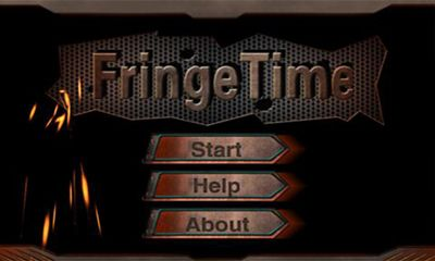 Screenshots of the Fringe Time for Android tablet, phone.