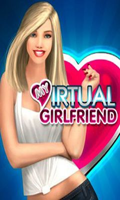 Screenshots of the My Virtual Girlfriend for Android tablet, phone.