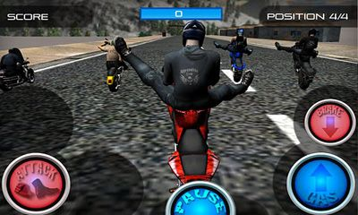 Screenshots of the Race Stunt Fight for Android tablet, phone.