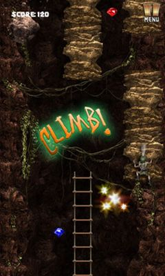 Screenshots of the Super Cave Escape for Android tablet, phone.