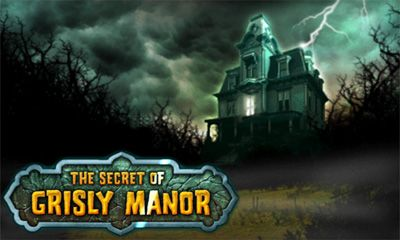 Screenshots of the The Secret of Grisly Manor for Android tablet, phone.