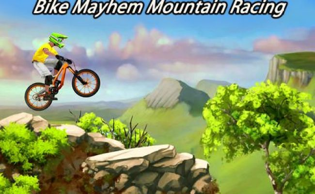 Stick Game Android Bike Mayhem Mountain Racing Android