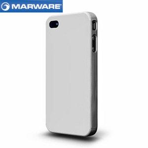 Marware MicroShell For iPhone 4 - White