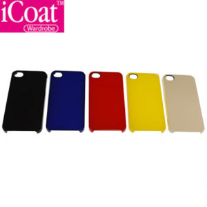 iCoat Wardrobe For iPhone 4 - For Him