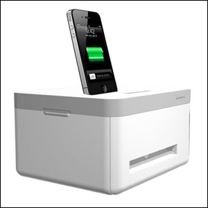 Bolle BP-10 Photo Printer - iPhone