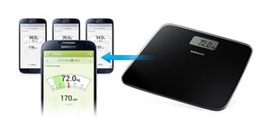 Samsung Bluetooth Body Scale